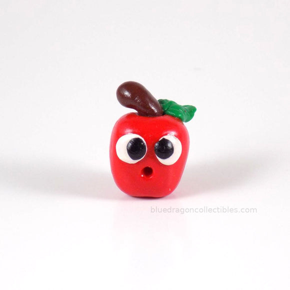 Adorable apple figure