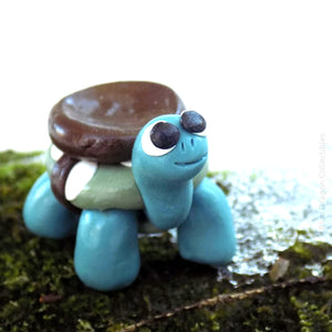 Mini Riding Turtle
