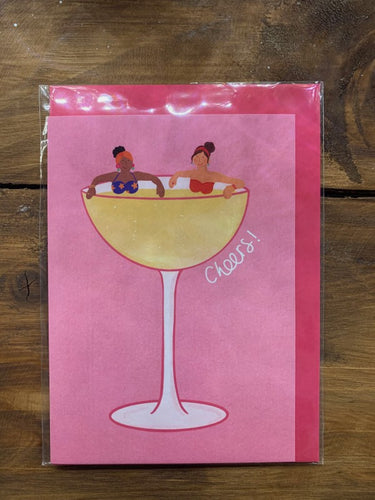 'Cheers' Card