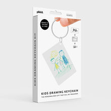 Load image into Gallery viewer, Drawing Shrink Keyring Kit