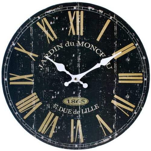 French Design Clock