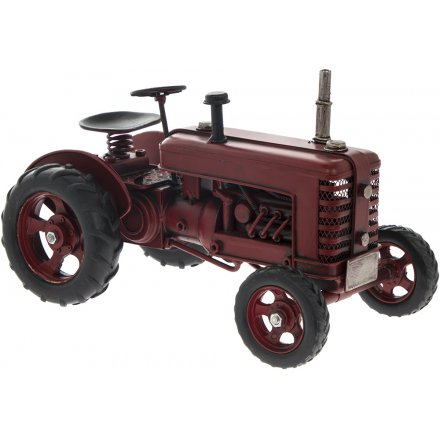 Vintage Style Tractor
