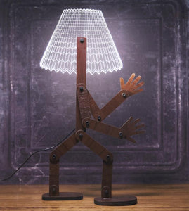 Stick Man Lamp