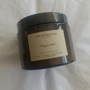 'Happiness' Grand Soy Wax Candle