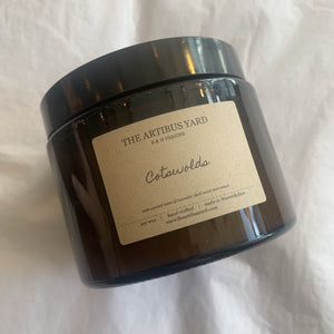 'Cotswolds' Grand Soy Wax Candle