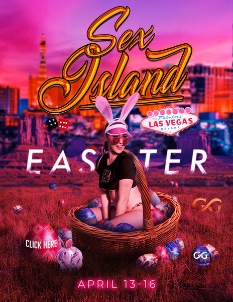 Sex Island Easter Event