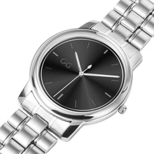 Load image into Gallery viewer, GG Stainless Steel Watchs ( Black, Silver & Gold options )
