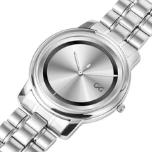 Load image into Gallery viewer, GG Silver Stainless Watch V2