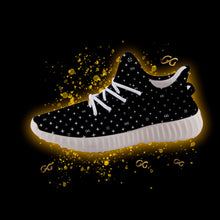 Load image into Gallery viewer, GG Black Sneakers