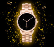 GG Stainless Steel Watch ( Black, Silver & Gold options )
