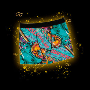Sex Island Pop Art Boxer Briefs
