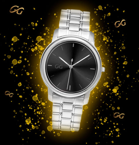 GG Silver Stainless Steel Watch