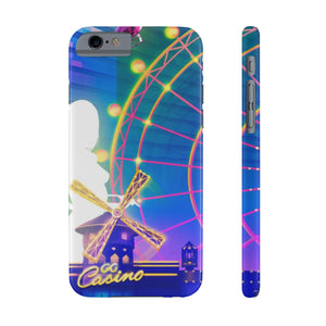 Sex Island PlayGround Slim Phone Case