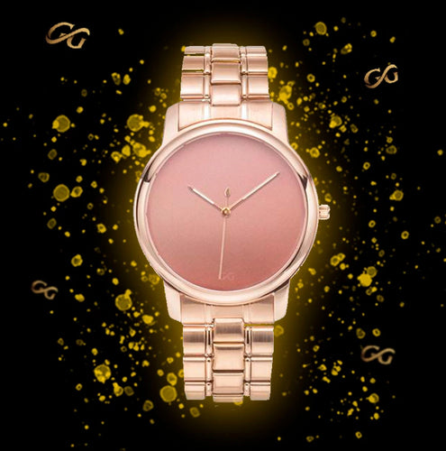 GG Rose Gold Watch