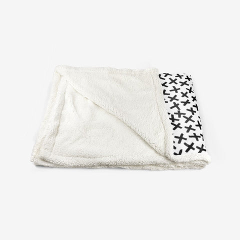 Double-Sided Super Soft Plush Blanket