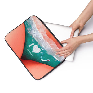 Sex Island Laptop Sleeve
