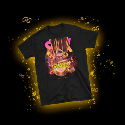 Limited Edition Las Vegas Sex Island Casino T-shirt