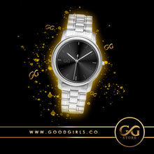 Load image into Gallery viewer, GG Silver Stainless Steel Watch