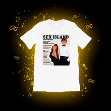 Load image into Gallery viewer, Donald Trump Sex Island T-Shirt Fan Art 2
