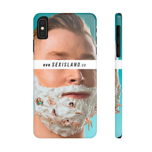 Shave Cream Slim Phone Case