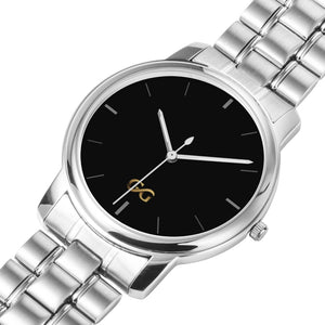 GG V2 Stainless Steel Watches ( Black, Silver & Gold options )