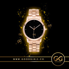 Load image into Gallery viewer, GG V2 Stainless Steel Watches ( Black, Silver & Gold options )