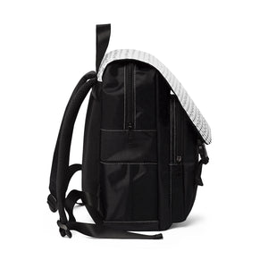 Unisex Casual Shoulder Backpack GG New