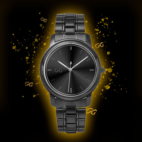 GG Stainless Steel Watchs ( Black, Silver & Gold options )