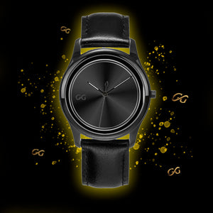 GG Black on Black V3 Watch