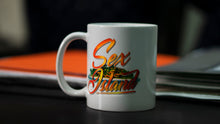 Load image into Gallery viewer, Sex Island Mug 11oz