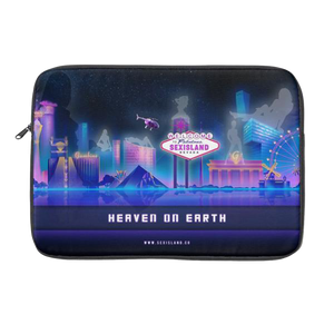 Sex Island  Vegas Laptop Sleeve