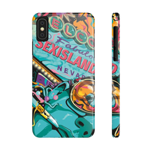 Load image into Gallery viewer, Sex Island Pop Art Slim Phone Case