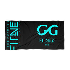 Future of Fitness Beach Towel