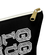 GG Revolution Black Accessory Pouch w T-bottom