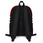 Good Grils Beach Red Backpack