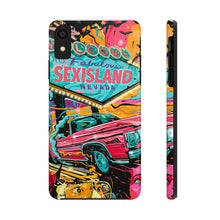 Load image into Gallery viewer, Sex Island Pop Art V2 Tough Phone Case