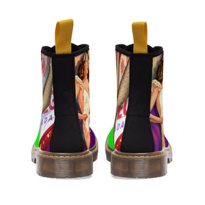 Limited Edition Sex Island Las Vegas Boots