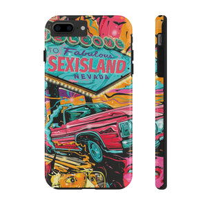 Sex Island Pop Art V2 Tough Phone Case