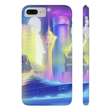 Load image into Gallery viewer, Sex Island Yacht Slim Phone Cases Las Vegas
