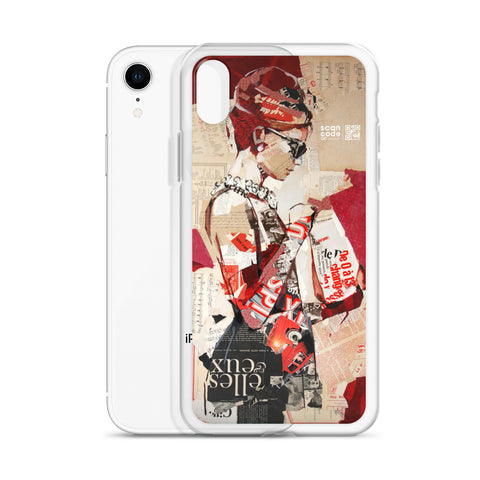 Fashion Girl iPhone Case