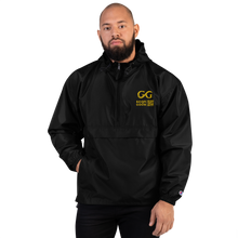 Load image into Gallery viewer, Embroidered GG  Packable Jacket