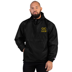 Embroidered GG  Packable Jacket
