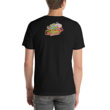 Load image into Gallery viewer, Black Sex Dice T-shirt