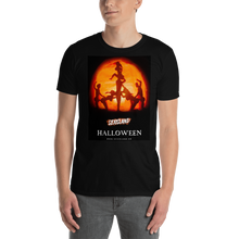 Load image into Gallery viewer, Sex Island Halloween T-Shirt model 2