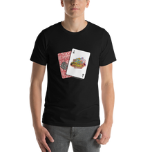 Load image into Gallery viewer, Sex Island Cards T-shirt