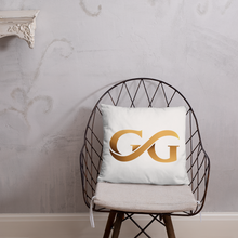 Load image into Gallery viewer, GG Pillow