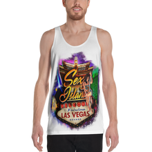 Load image into Gallery viewer, Tank Top Limited Edition Sex Island Las Vegas