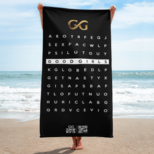 Load image into Gallery viewer, GG Letters Towel