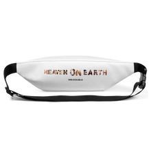 Load image into Gallery viewer, Heaven On Earth Fanny Pack White