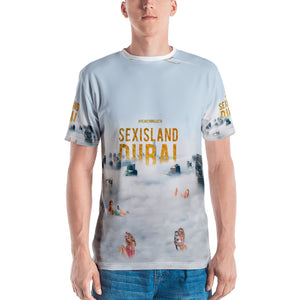 Men's T-shirt Dubai premiun
